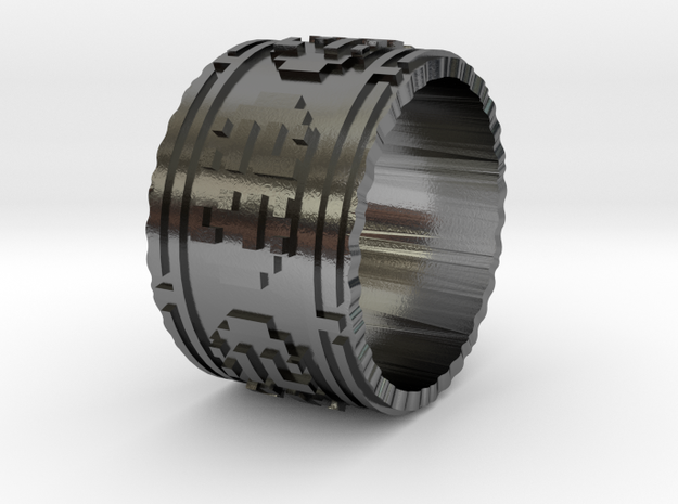 Journey Ring 6.5 3d printed