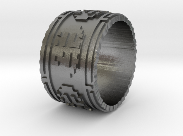 Journey Ring 7 3d printed