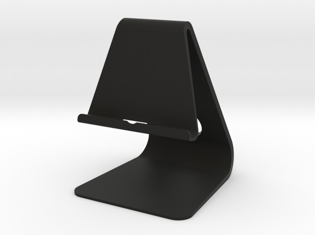The Ipad stand (shelled) 3d printed