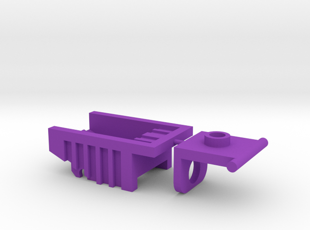 Kreon Addon - Dump Truck Bed 3d printed
