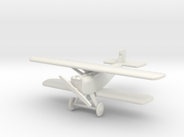 Dornier-Zeppelin D.I 1:144th Scale 3d printed