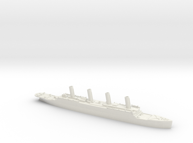 Titanic: The final voyage 3d printed