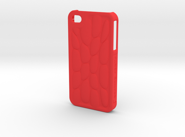 Personalised 3D Smart Phone Art Case. 3d printed