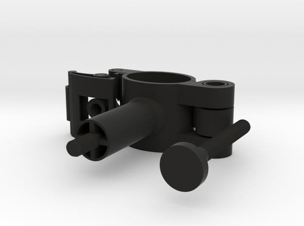 Cycle Bracket Clip Adjustable Camera Mount 3d printed