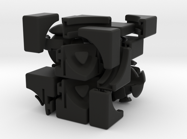 Shift Cube 3d printed