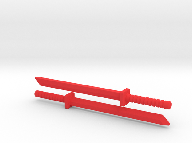 ModiBot Musashi Sword Set 3d printed