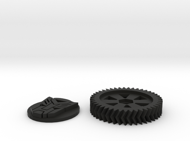 Autobot Large Extruder Gear Kit 3d printed