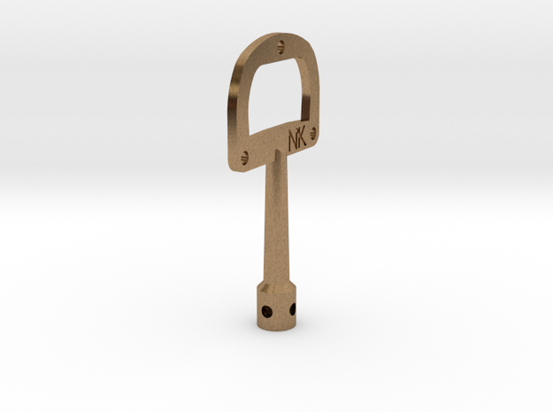 DruNKey v1.0 - A Drum Key Bottle Opener 3d printed