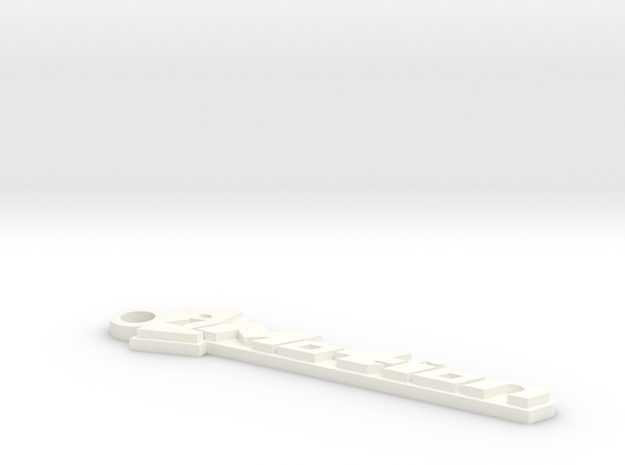 IMotion Key Chain 60mm Long 3mm Thick 3d printed