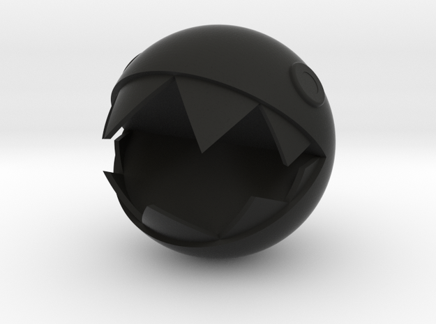Super Mario Chain Chomp 2inch 3d printed
