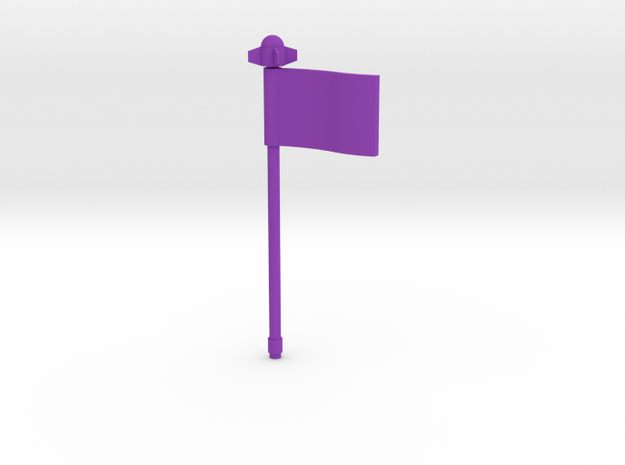 Blastcharge Strika Flag 3d printed