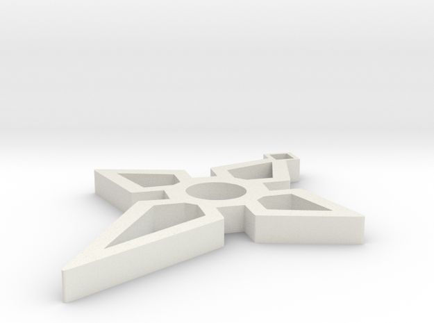 Cross Design 3d printed
