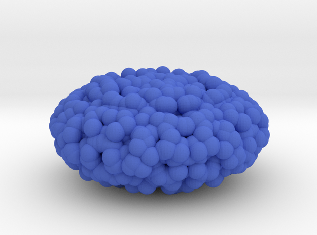 Complex Ellipsoid 3d printed