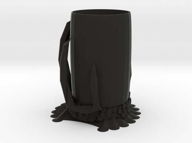 Monster Cup 3d printed