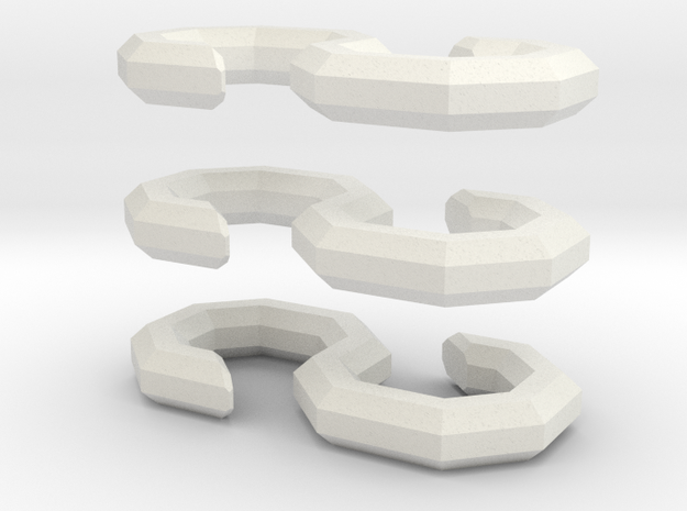 S-Clasp Ver 1 [3] 3d printed