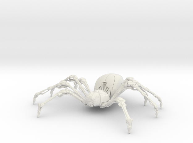 SpiderBot from Blender Master Class 3d printed