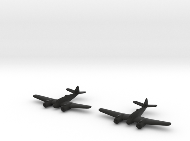 1/300 Bristol Beaufighter Mk.X (x2) 3d printed