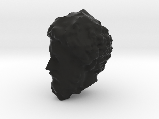 The Head of Marcus Aurelius 3d printed