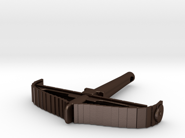 Longboat Cross-section Thor's Hammer 3d printed
