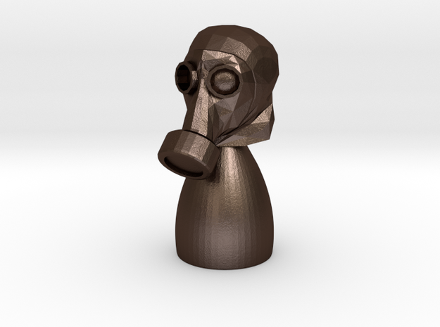Gas Mask Piece 3d printed