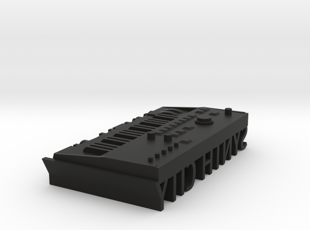 Synth City 3d printed