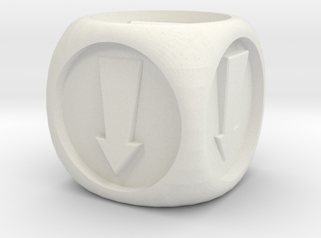 Dice Up&Down 3d printed