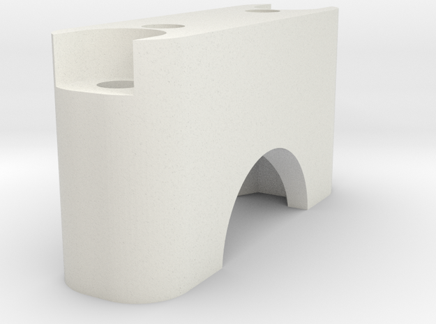 TBSMOD Thick Clamp Inner Top 3d printed