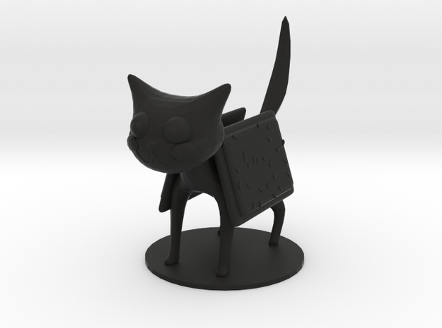 Nyan Cat figure 3d printed