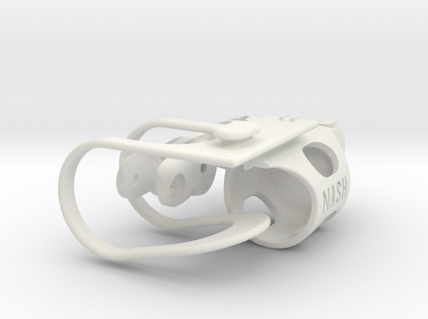 Ring Finger 3d printed
