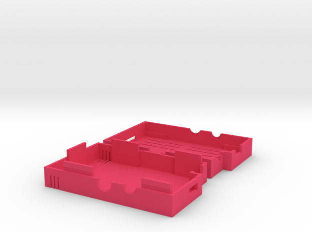Artbox Case for Raspberry Pi 3d printed
