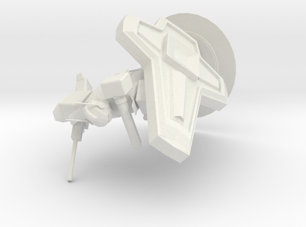 Armor Model SR-1 (updated) 3d printed