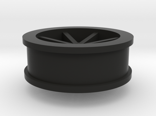 wheel 1 (dnano size) 3d printed
