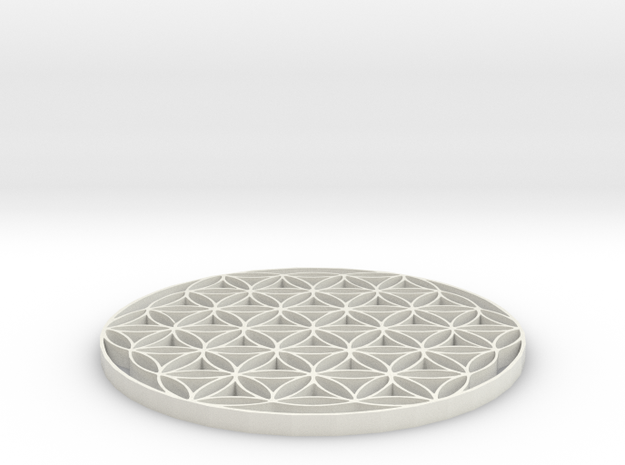 Flower of Life - 2 inch 3d printed