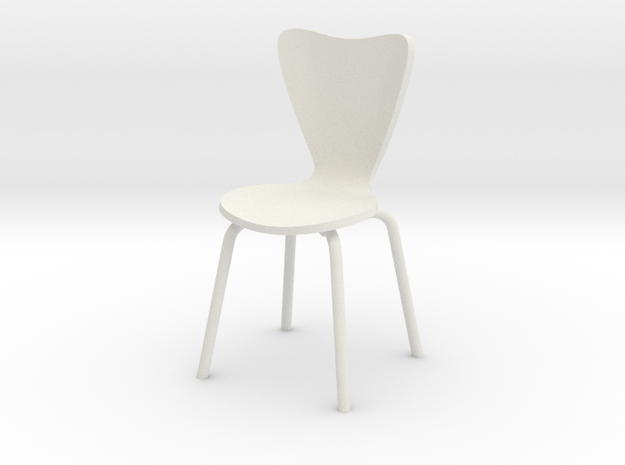 1:24 ModBent Chair (Not Full Size) 3d printed