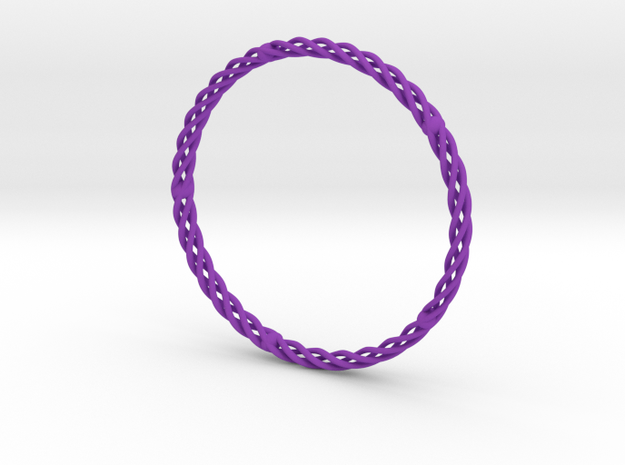 Spiral Bracelet Medium Large 3d printed