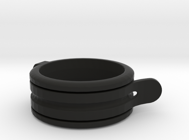 Pull Safety Ring - Size 13(US) 3d printed