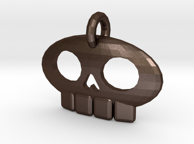 Pirate Gang Pendant 3d printed