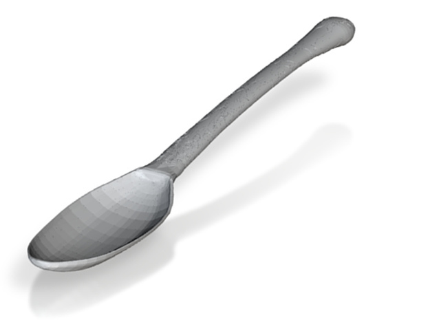 Decorative Spoon 3d printed