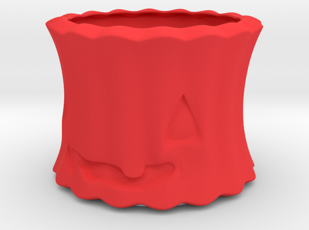 Jack-O-Lantern Tea Light Holder 3d printed