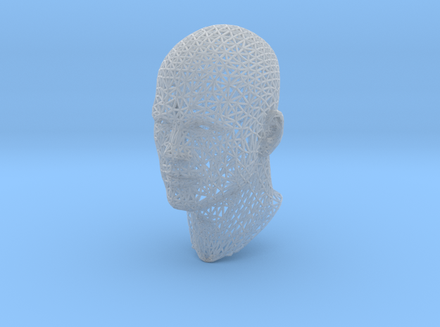 Sieve Head Small 3d printed