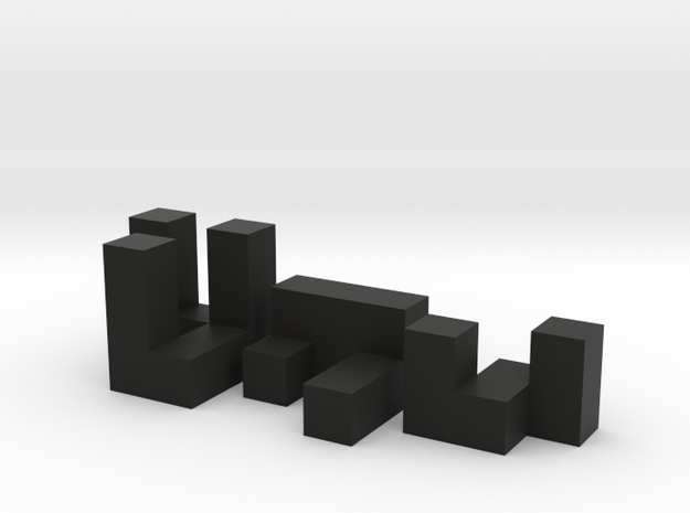 6mm Puzzle Cube 3d printed