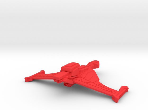 Klingon Battle Bird 3d printed