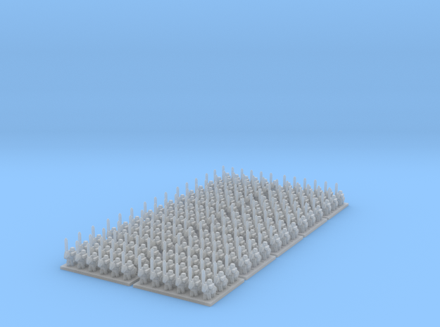 2mm Cavalry (x150) 3d printed