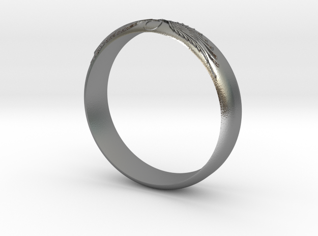 Ankh Ring 3d printed Rendering of the ring done in Octane.