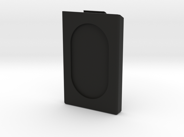 Slim Wallet with Metrocard Slot 3d printed