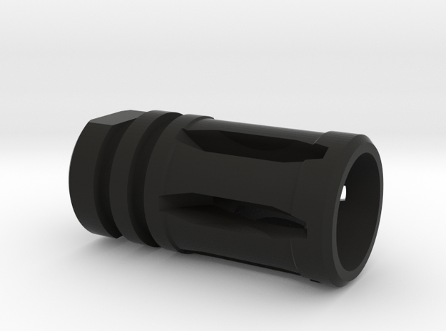 M16 Flash Suppressor 3d printed
