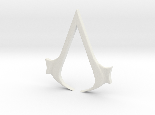 AC Connors Buckle 3d printed