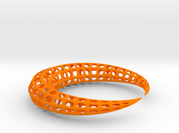 Earing (Cresent) 3d printed