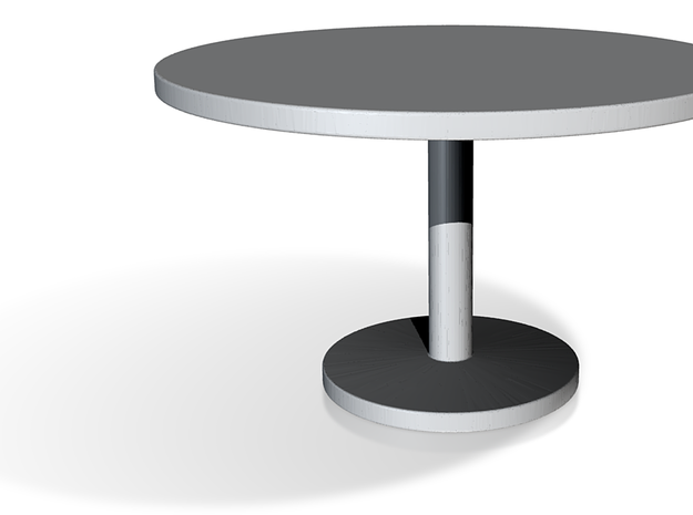 1:39 Scale Model - Table 03 3d printed