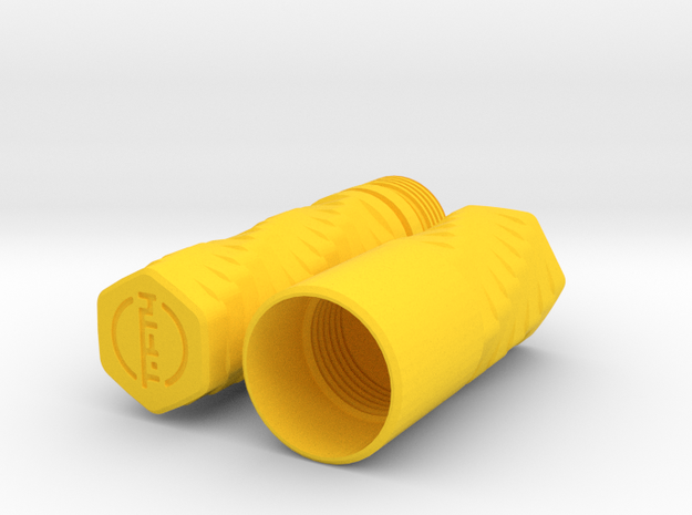 Plastic AAA Torch 2 Host (Flashlight) 3d printed